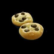Schiacciatine alle Olive gr.40