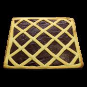 Crostata al Cacao al Taglio