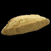 Spaccato di grano duro con sesamo